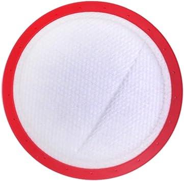 Pudincoco Aspiradora Lavable de Repuesto Filtro Redondo Hv ...
