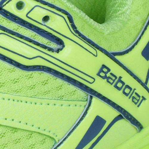 Babolat Shadow First Kinder Badminton Schuhe Yellow