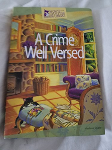 A Crime Well Versed, Secrets of Castleton Manor Library