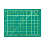 """Arts & Crafts : ZERRO Self Healing Cutting Double Sided 5-Ply Rotary Mat 9"""" x 12""""(A4)"""