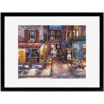 Amazon.com: MCS 18x24 Inch Puzzle Frame, Black (65743): Home & Kitchen
