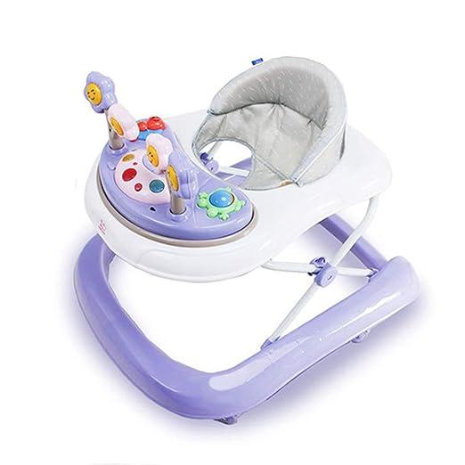 LVAIJING Baby Walker, Mecedora Variable Dos en uno multifunción ...