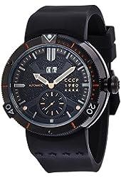 CCCP CP-7006-03 Mens Kashalot Black Automatic Watch