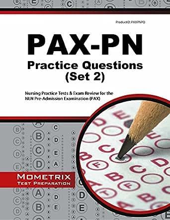 PAX Study Guide Book 2019 & 2020: PAX RN & PN Study Book ...