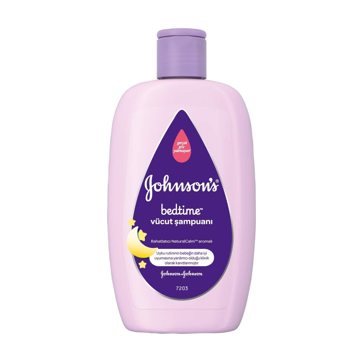 Johnson's Lit Bébé temps de bain, 300ml Johnson & Johnson 2733103