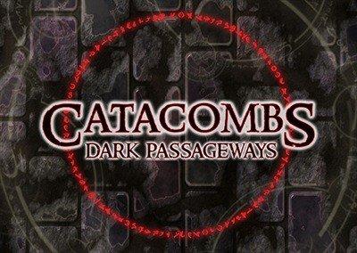 Catacombs Dark Passageways Sands of Time Games SOE1200