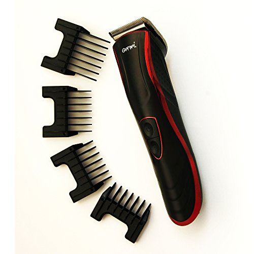 Hair Clippers - Human Hair Clippers - Hair Clippers for Men or Kids - Hair Clipper Set - Black Hair Clippers Professional - Hair Cutting Kit - Best Hair Clippers Cordless - Self Haircut Kit