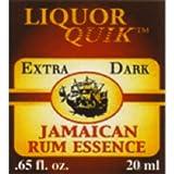 Liquor Quik Extra Dark Jamaican Rum Essence 20 Ml