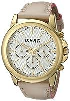 Sperry Top-Sider Men's 10015149 Halyard Analog Display Japanese Quartz Beige Watch by Sperry Top-Sider Watches MFG Code