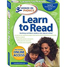 Hooked on Phonics Learn to Read - Level 6: Transitional Readers (First Grade   Ages 6-7)