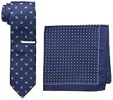 Nick Graham Men's Black Tie Instant Style Kit