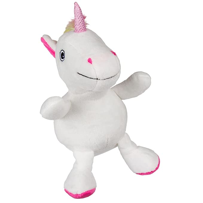 Amazon.com: Talking Unicornio felpa Repite lo que dices Cute ...
