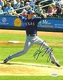BRANDON McCARTHY Signed 8x10 Glossy Photo JSA Diamondbacks A's Rangers Autographed