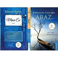 Araz - Mavi Ev (İki Kitap Bir Arada): Aşka, Rüzgara, Ayrılığa, Zamana