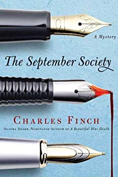 The September Society (Charles Lenox Mysteries Book 2) by [Finch, Charles]