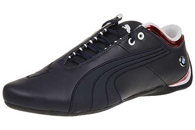 Puma BMW MS Future Cat Motorsport Leather Sneaker Leder blue