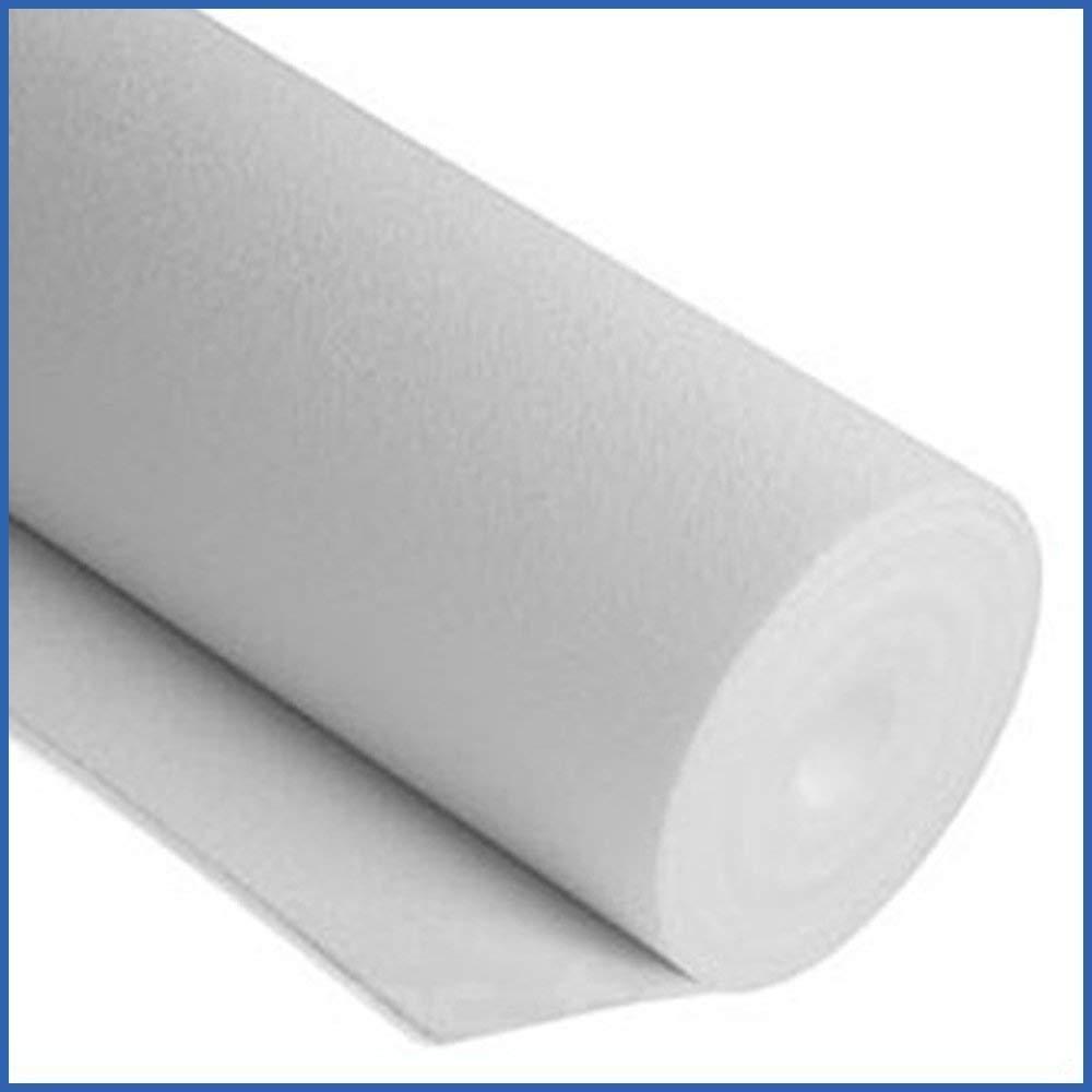 Erfurt Mav Polystyrene Wall Insulation - 2mm x 50cm x 10m - Insulated Underlay for Llining Paper Mav-Erfurt CLIMA