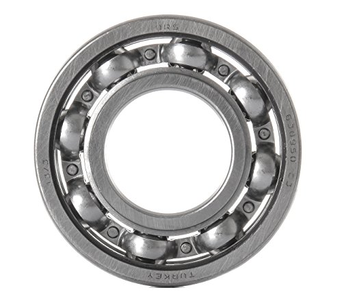 ORS 6205 C3 Deep Groove Ball Bearing, Single Row, Open, Steel Cage, C3 Clearance, ABEC 1 Precision, 25mm Bore, 52mm OD, 15mm Width