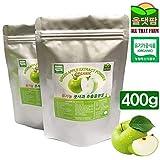 Unripe Apple Powder 400g, Poland