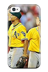 Forever Collectibles Oakland Athletics Hard Snap-on Iphone 4/4s Case