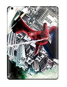 Perfect Fit OSKXJLN8484QICia The Amazing Spider Man 2 Imax Case For Ipad - Air