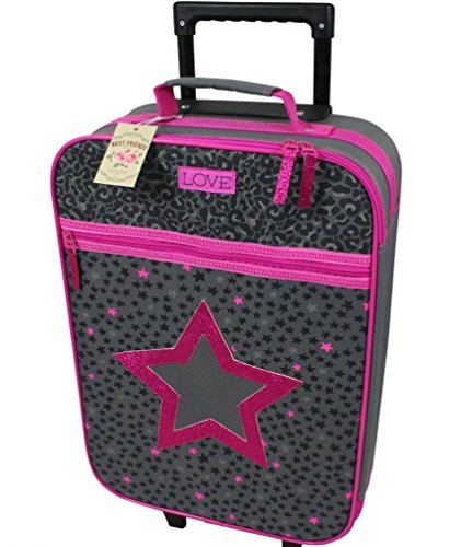 Kinderkoffer 24 L Reisekoffer Trolley Koffer Gepäck Kindergepäck Rollkoffer 6912
