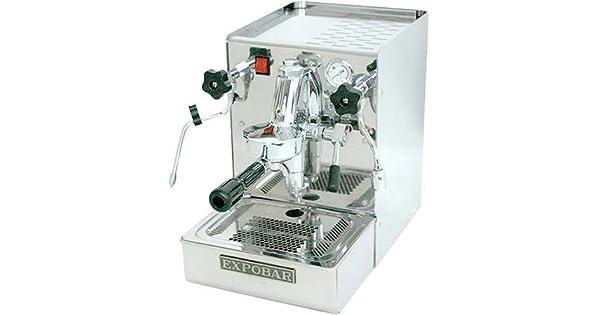 Amazon.com: expobar Palanca Semi-auto Espresso machine ...