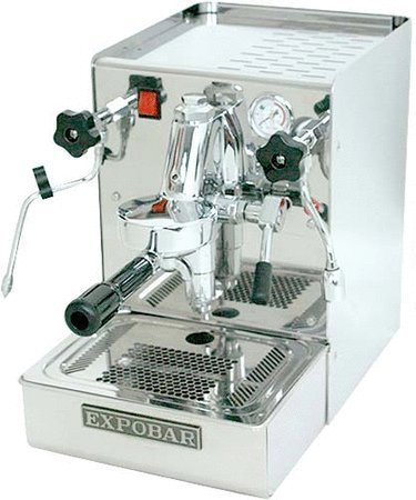 Semi Automatic Traditional Espresso Machine (Expobar Lever Semi-Auto Espresso Machine)