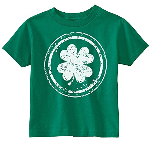 Custom Kingdom Baby Boys Girls Shamrock Four Leaf