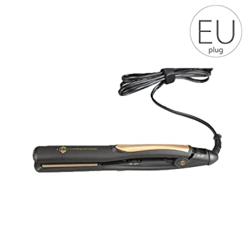 Focus JINRI/JRI-810 - Alisador de pelo eléctrico para mujer y niña, plancha plana, tamaño de viaje, rizador de pelo: Amazon.es: Hogar