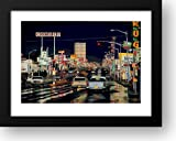 Albuquerque, New Mexico 36x28 Framed Art Print by Haas, Ernst