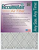 Accumulair Diamond 14x30x1 (13.5x29.5) MERV 13 Air Filter/Furnace Filter (12 Pack)