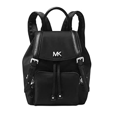b2e9cbd225 Image Unavailable. Image not available for. Color  Michael Michael Kors  Beacon Small Backpack ...