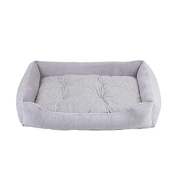 Lifemaison cucha cama para mascotas. canil desmontable y lavable. Cama para perros o gatos, 1 unidad: Lifemaison: Amazon.es: Productos para mascotas