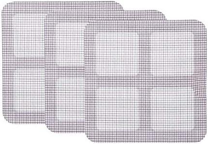 蚊帳パッチキット、蚊帳用防虫スクリーン用自己粘着スクリーン修理キット(3個)