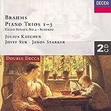 Brahms: Piano Trios Nos. 1 - 3 / Cello Sonata No. 2 / Scherzo for Violin & Piano