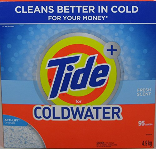 Tide Ultra for Coldwater Fresh Scent Powder with Acti-Lift C