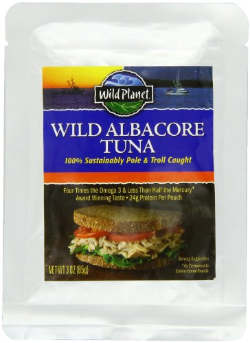 Wild Planet Albacore 3 Ounce Pouch
