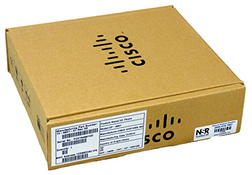 Cisco CP-6901-C-K9= Unified IP Phone 6901 Standard Handset, - Ip Cisco Configuration