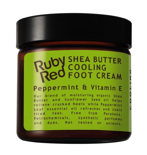Ruby Red Cooling Foot Cream 60ml