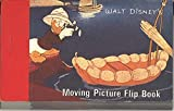 img - for Walt Disney Moving Picture Flip Book: Mickey, Pluto & Donald-7410 book / textbook / text book