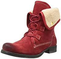Diba Women's Jay Neen Boot,Red,6 M US
