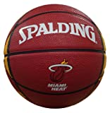 miami heat basketball - NBA Miami Heat Mini Basketball, 7-Inches