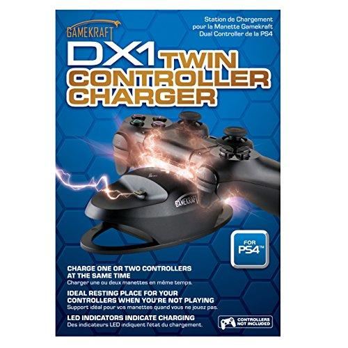 - Gamekraft DX1 Charging Dock - PS4