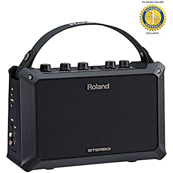 roland mobile cube battery powered stereo amplifier with free 8 universal. Black Bedroom Furniture Sets. Home Design Ideas