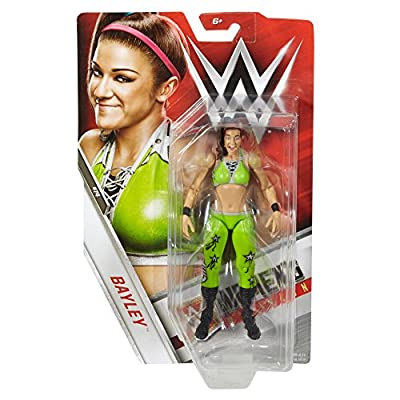 WWE Bayley Action Figure: Toys & Games