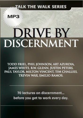 Drive By Discernment (Talk the Walk) by Brand: Burning Bush Communications
