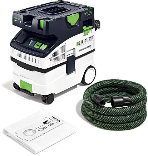 Festool 574837 Ct Midi I Hepa Bluetooth Dust Extractor - Mini Mobile Dust Extractor
