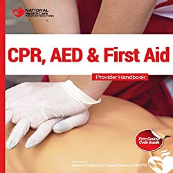 CPR, AED & First Aid Course Kit