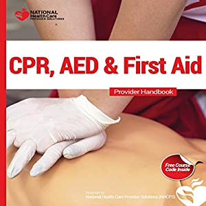CPR, AED & First Aid Course Kit Hörbuch
